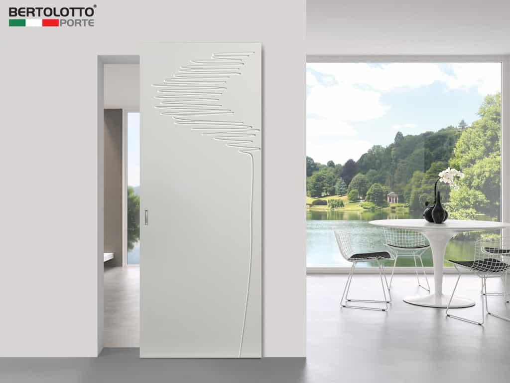 Porte interne bertolotto design moderne vetro for Porte bertolotto