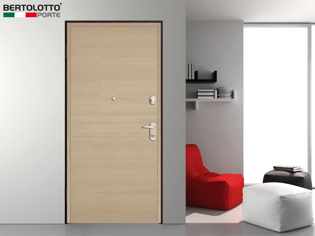 Porte interne bertolotto design moderne vetro - Porte rovere sbiancato ...