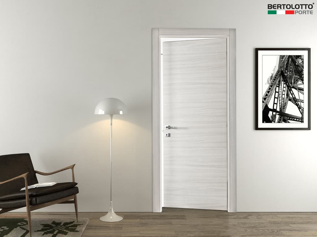 Porte interne bertolotto design moderne vetro - Porte interieure moderne design ...